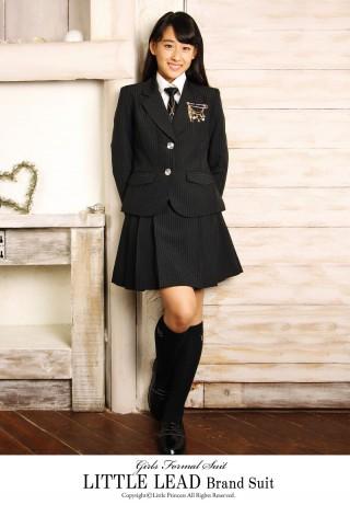 【卒服】リトルプリンセス 入卒式 女の子 子供フォーマルスーツ