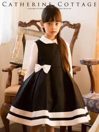 2018年 入学式 子供服 スィートキャサリン キッズドレス